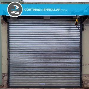 Cortina Galvanizada Ciega en Galpón - Cortinas de Enrollar - Garage en Bahía Blanca - Buenos Aires