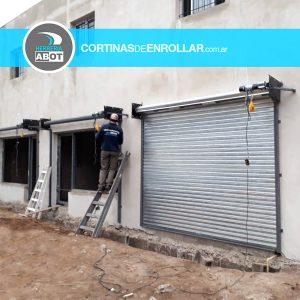 Cortina de Enrollar Galvanizada Ciega Ciega para comercio (Santa Rosa, La Pampa)