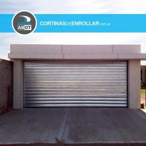 Cortina de Enrollar Ciega para Garage (Toay, La Pampa)