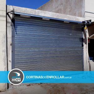 Cortina de Enrollar Ciega Galvanizada para Garage (Salliqueló, Buenos Aires)