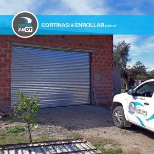 Cortina de Enrollar Ciega Galvanizada para Galpón (Saldungaray, Buenos Aires)