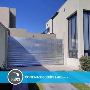 Cortina de Enrollar mezcla Microperforada con Ciega para Casa (Trelew, Chubut)