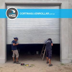 Cortina de Enrollar Ciega para Galpón (Pellegrini, Buenos Aires)