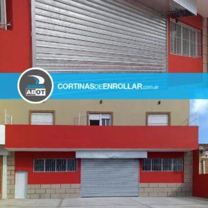 Cortina de Enrollar Galvanizada Ciega para Comercio (Coronel Suárez, Buenos Aires)
