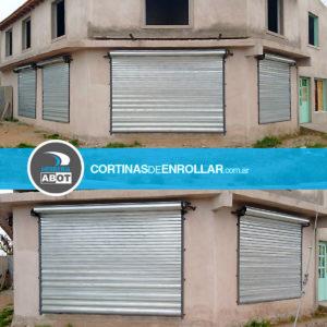 Cortinas de Enrollar Galvanizadas Ciega para Vivienda (Neuquén, Neuquén)