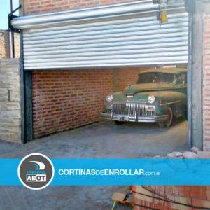 Cortina de Enrollar Galvanizada Ciega para garage (Rincón de los Sauces, Neuquén)